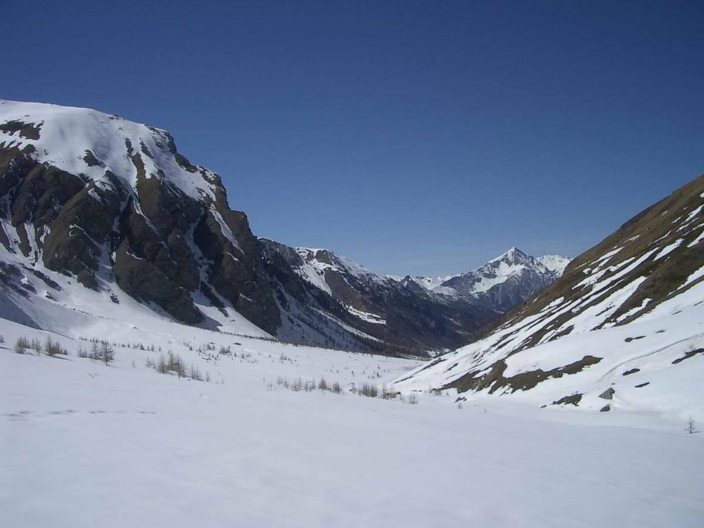 Parte alta vallone di Thures