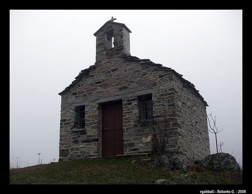la chiesetta di Borgo Vecchio