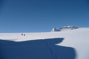 hielo patagonico, verso il vs Sud rechasse