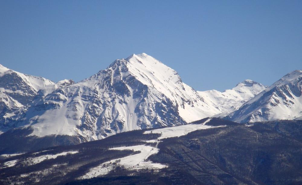 Intermesoli (Pizzo d') per il versante Ovest 2012-03-20