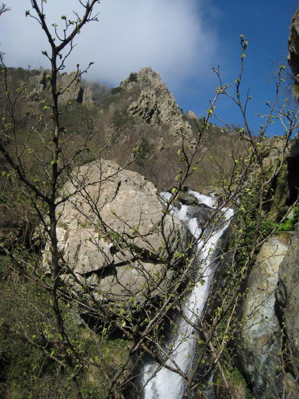 Rama (Monte) Contrafforte Est - Crestone di destra 2008-04-23