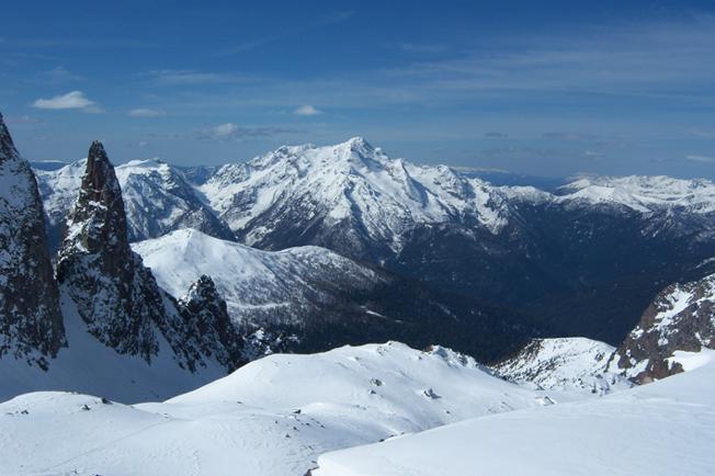Cece (Cima di) da Malga Val Maggiore 2008-04-26