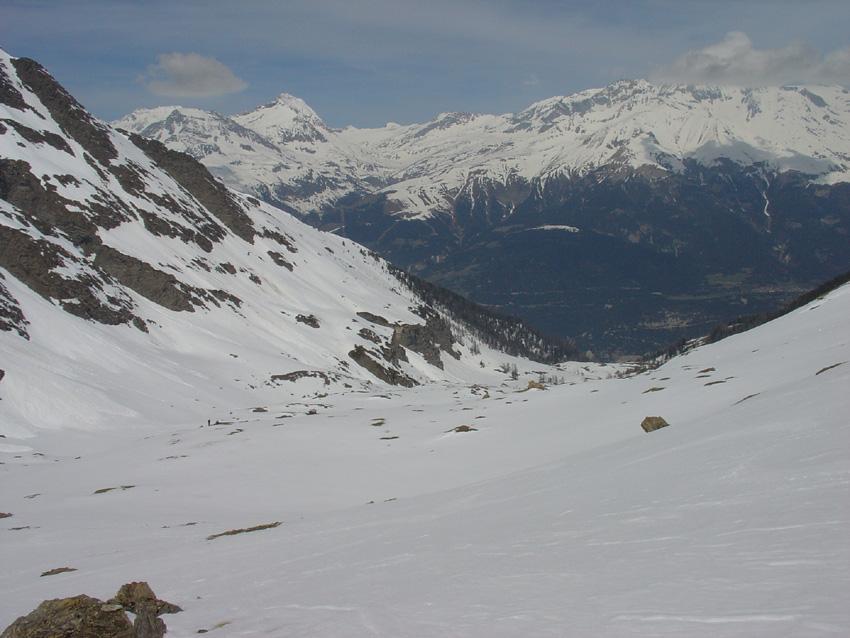 Clôt (Pointe du) dal Vallon de Bramanette 2008-04-27