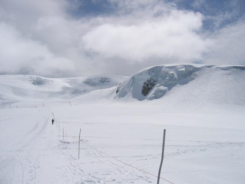 Risalendo la conca del Plateau (versante svizzero)