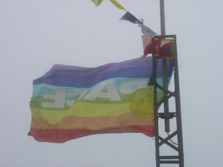 le bandiere con cui abbiamo