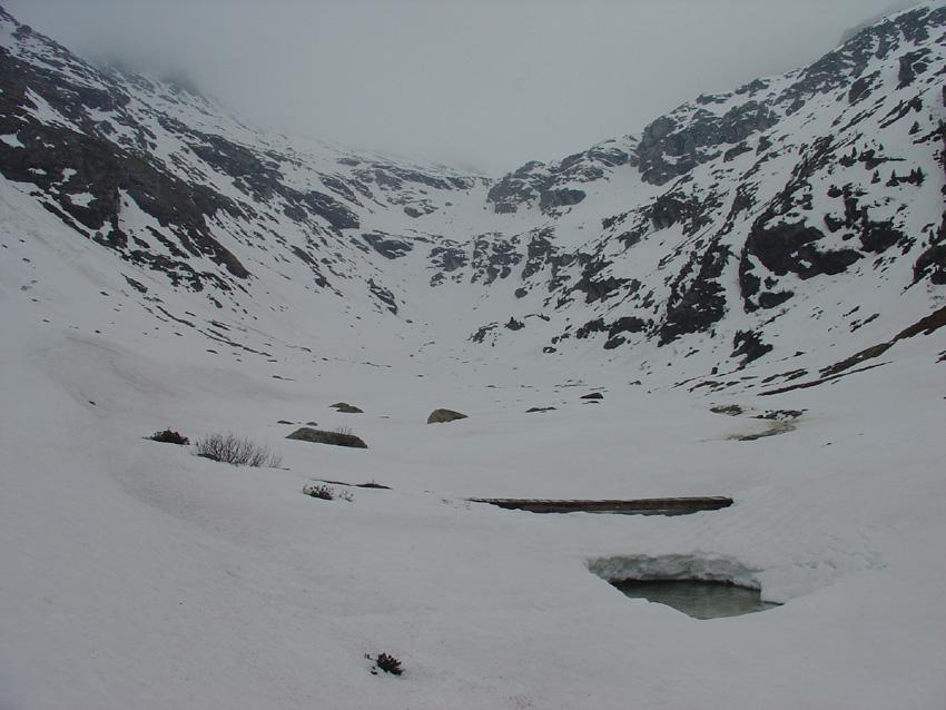 Passerella sul ruisseau d'Etache