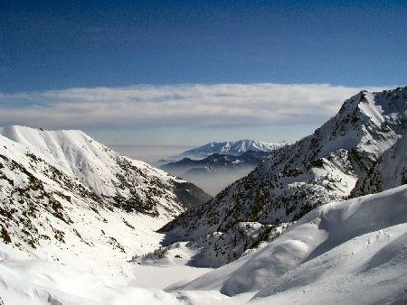 Il Monte Bourel.