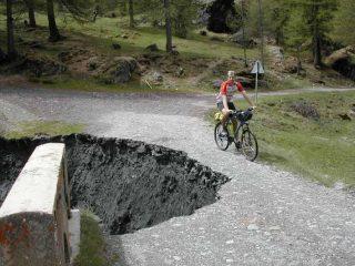 erosione sponda