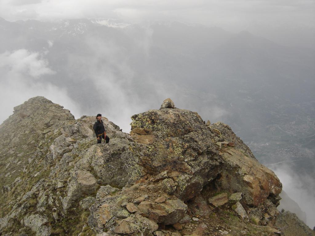 cima del mont pere laurent