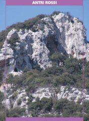Foto della falesia presa dalla guida di Tommasini