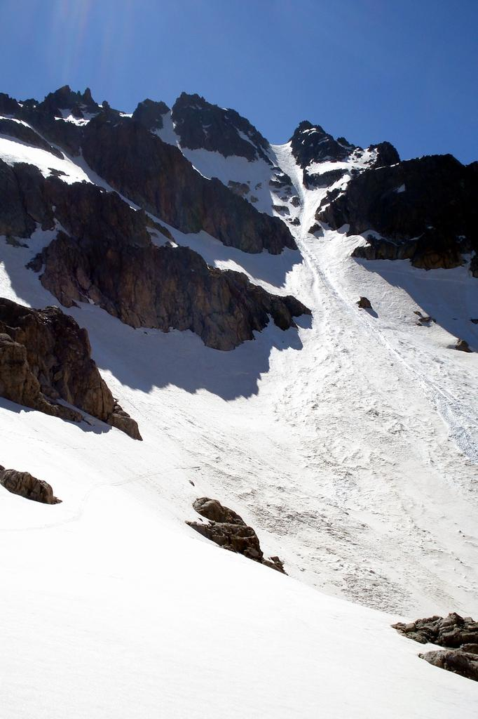 versante nord Brocan