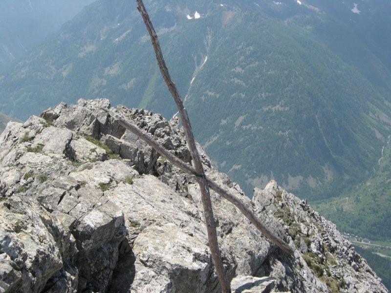 Sulla cima