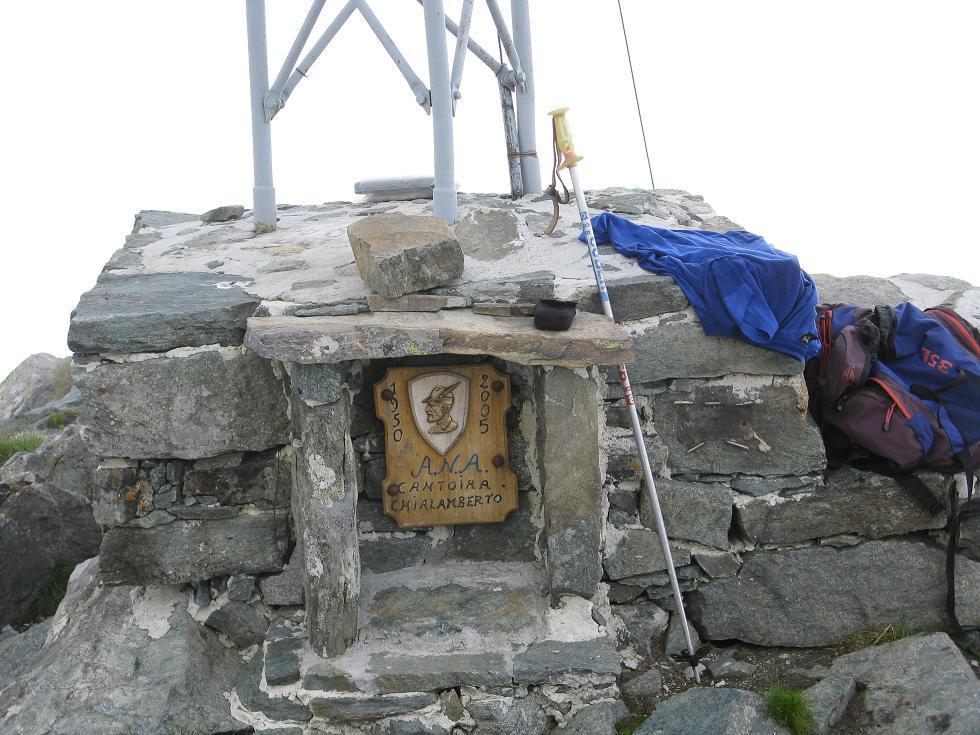il ricordo degli alpini