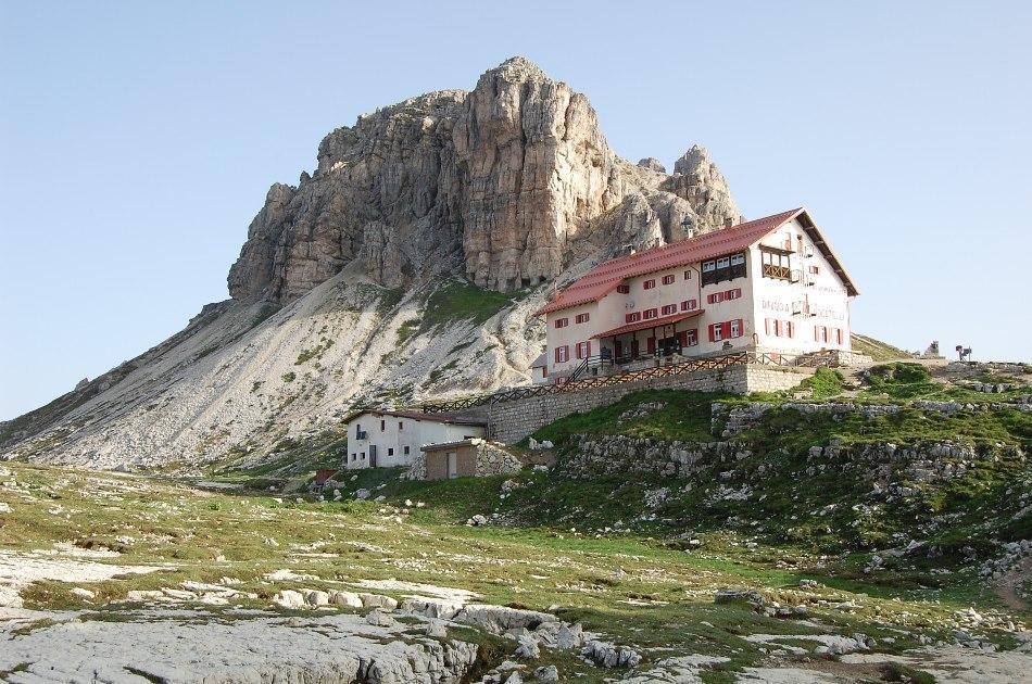 rifugio Locatelli