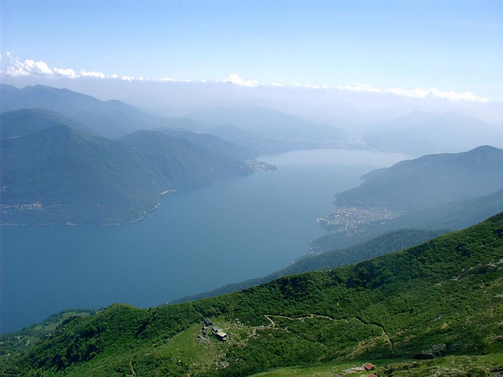 Lago Maggiore, direzione SE