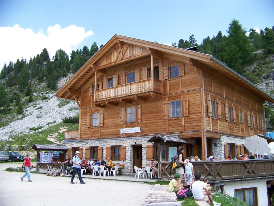 rifugio Vallandro