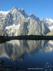 versante nord Glacier Noire foto m.conti