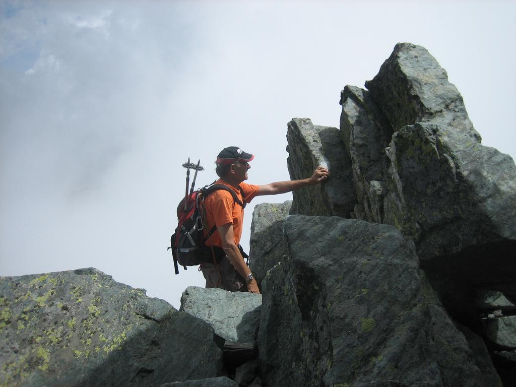 Passaggi di roccia