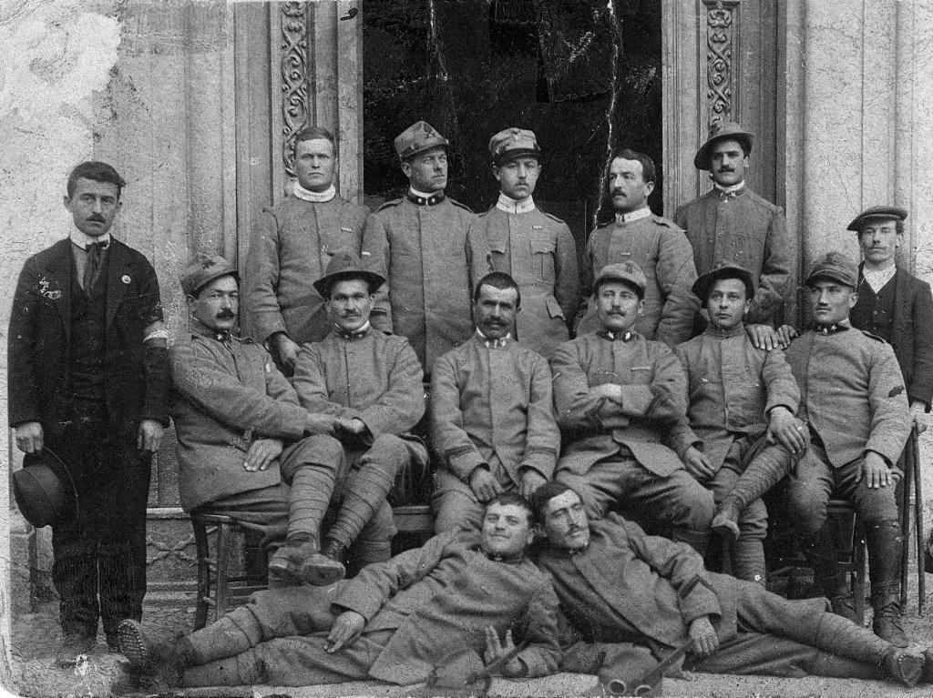 Mio nonno, Alpino della Prima Guerra Mondiale