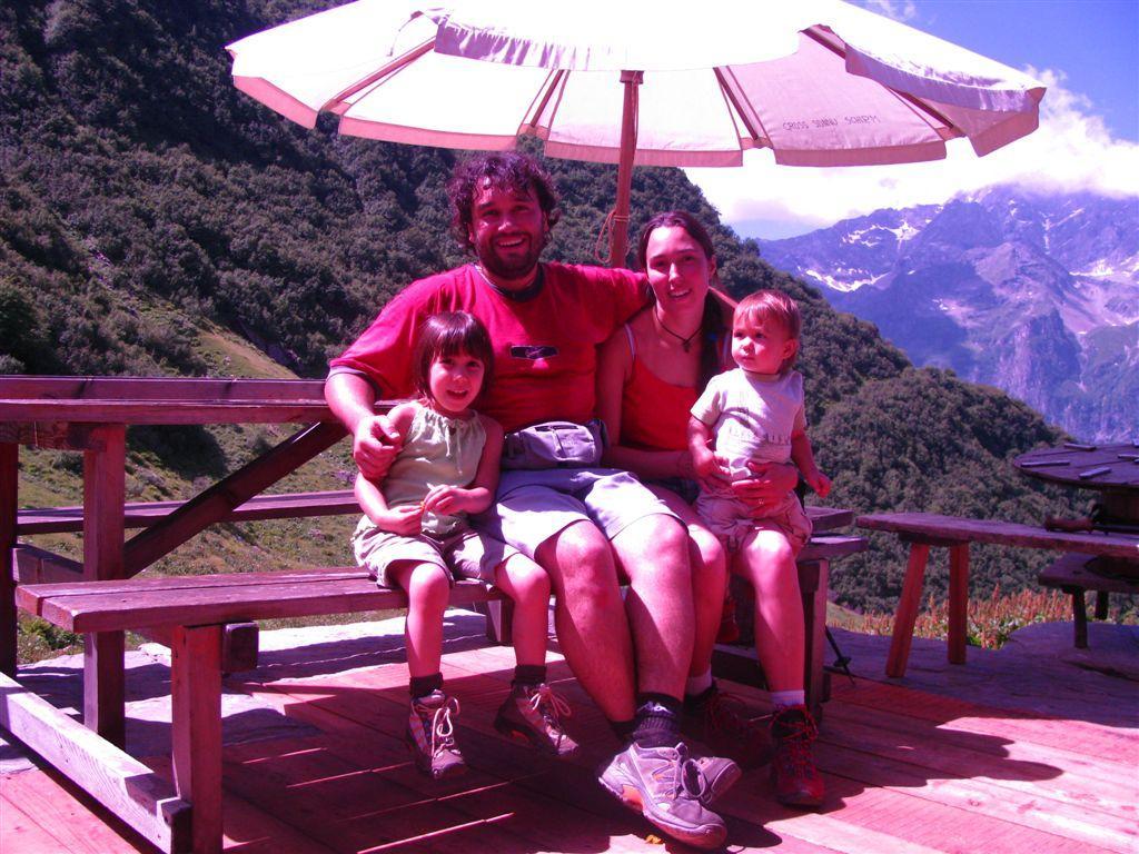 Campo (Alpe) da Ronco per il sentiero n°9 2008-07-05