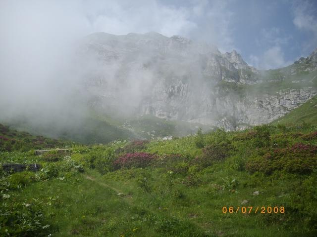 Monte Garbella vers. Palanfrè