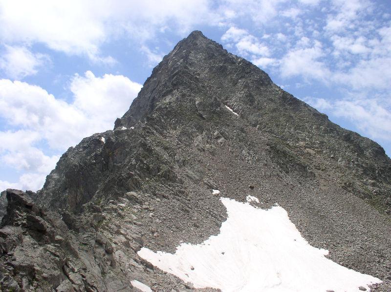 la cresta nord