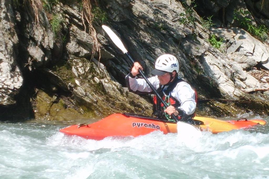Il campo slalom -Luca-