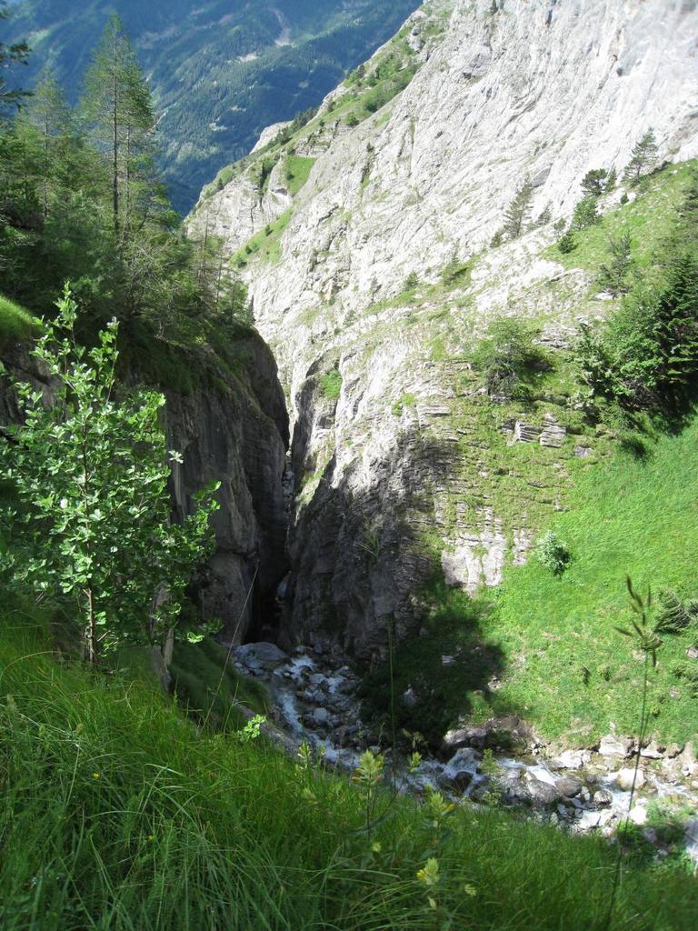 Gola nella valle della Madonna