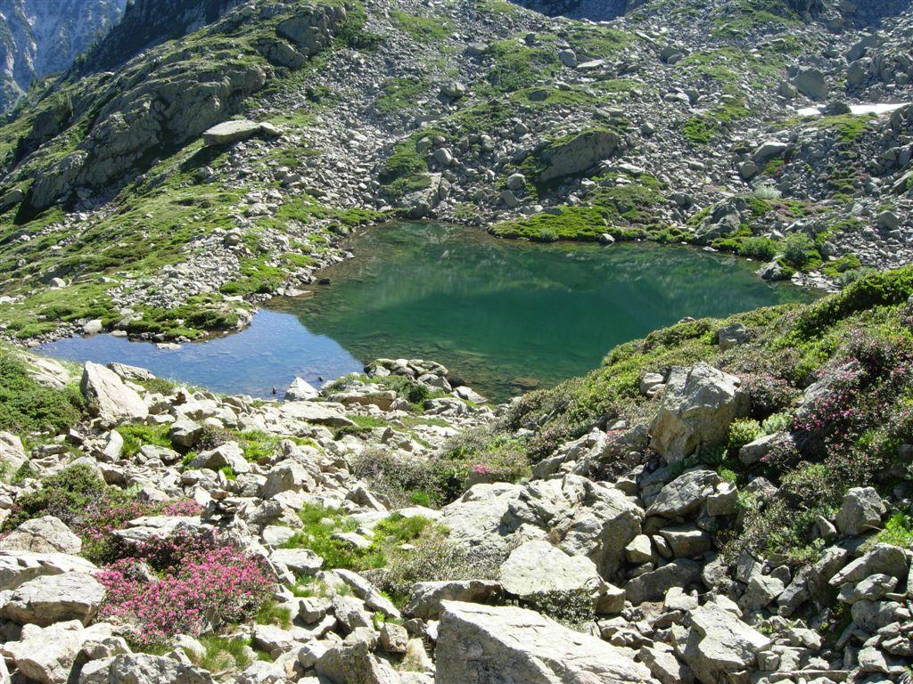 Lago superiore di Frisson