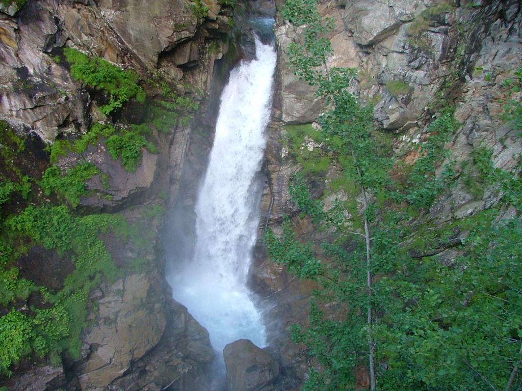 stupenda cascata