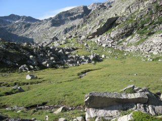 Il Pianoro e la grange Umbrias