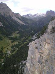 panorama dalla S4 con thabor sullo sfondo