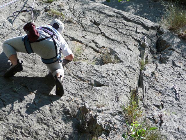Triora o Rocce di Loreto (Falesia) 2008-07-27