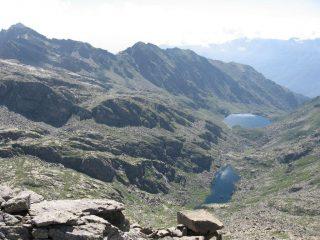 Lago Nero e Lago d'Eugio