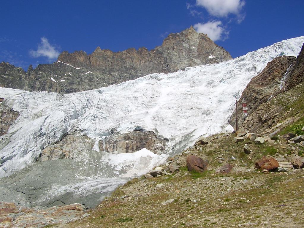 Panorama dall'Aosta