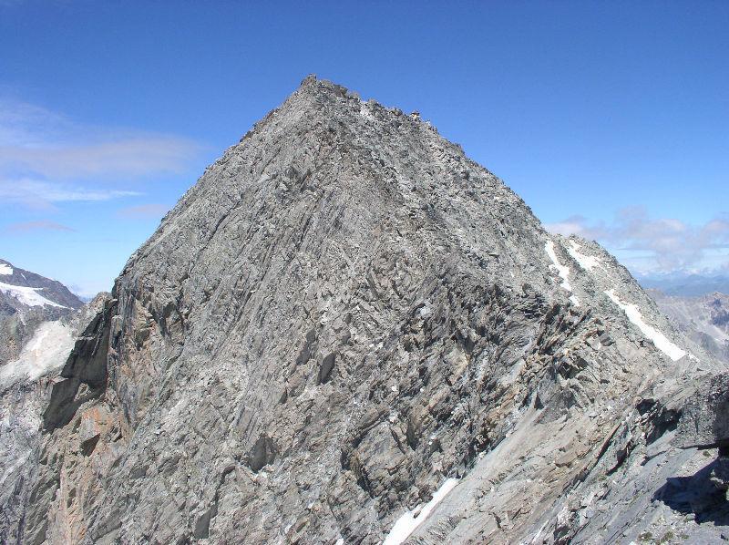 la Pointe de l'Echelle dal Gran Roc