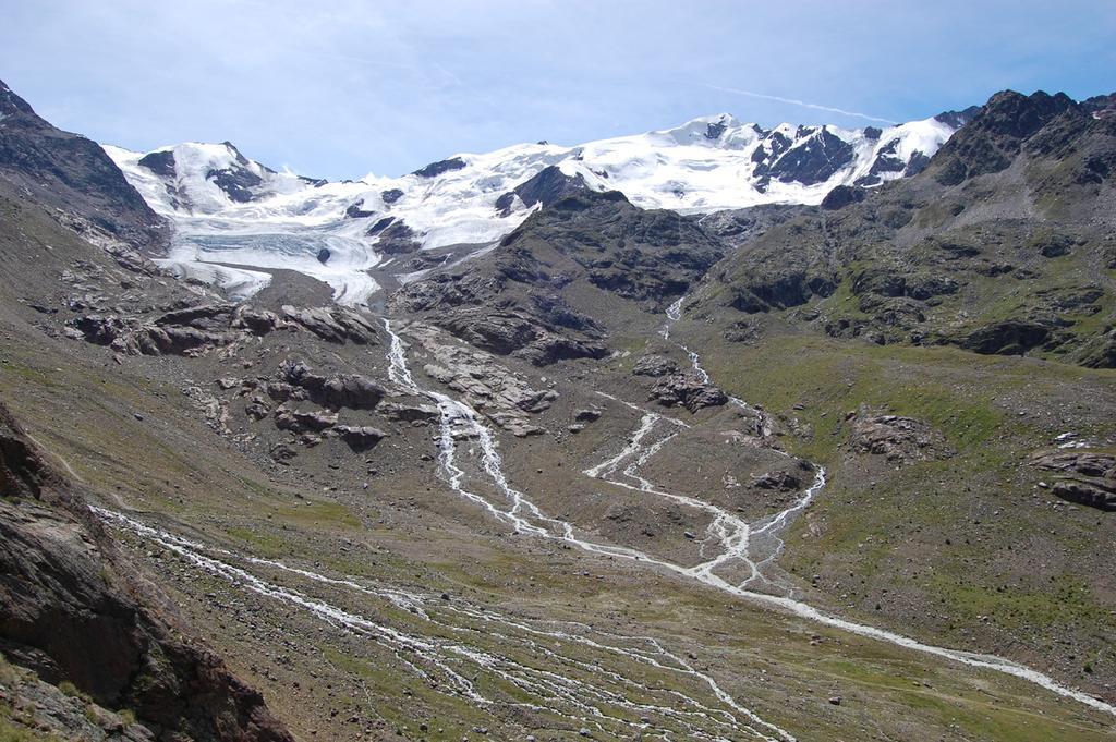 il ghiacciaio dei forni