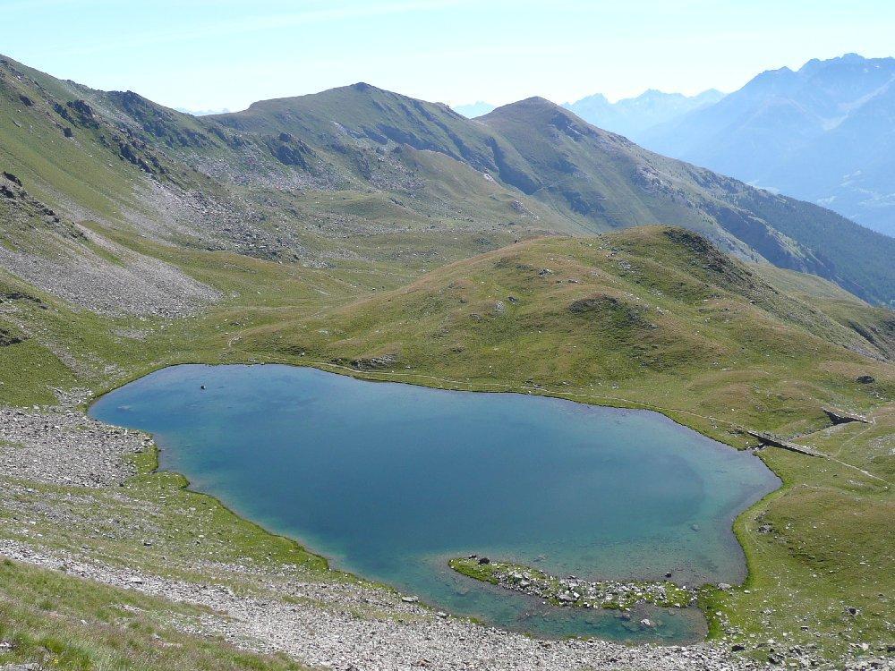 Il lago Fallere.