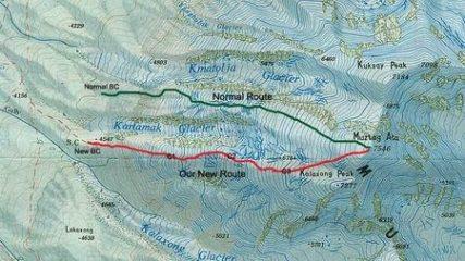 Mappa due vie