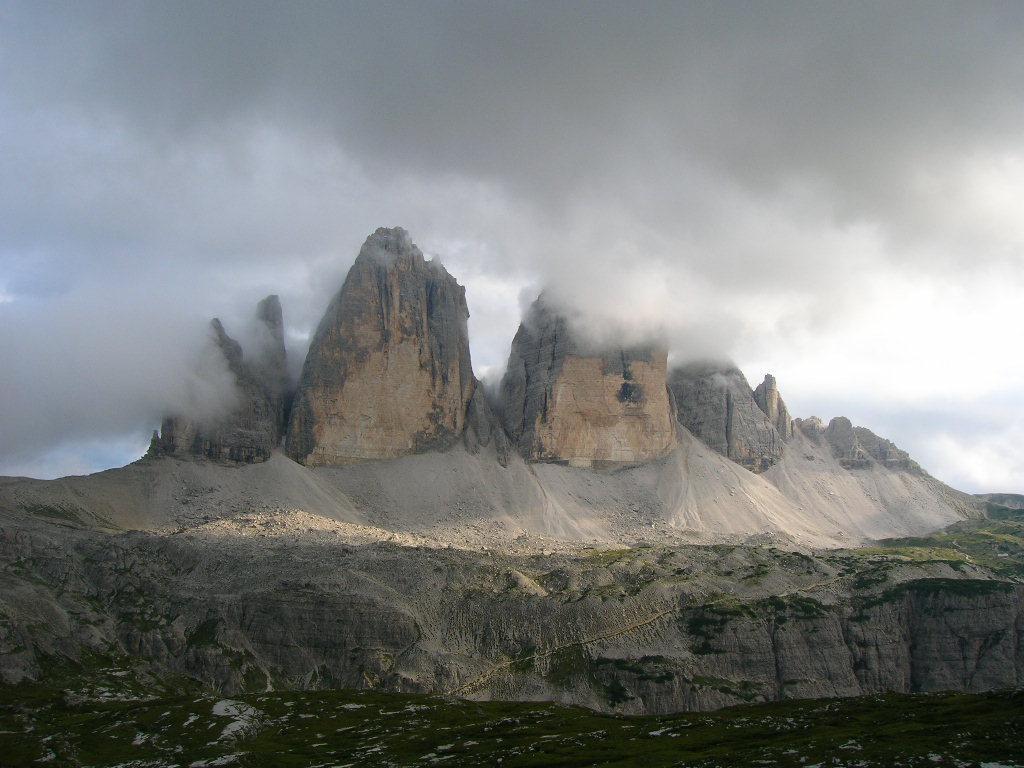 Locatelli (Rifugio) per la Val Campo di Dentro e l'alta via 4 2008-08-16