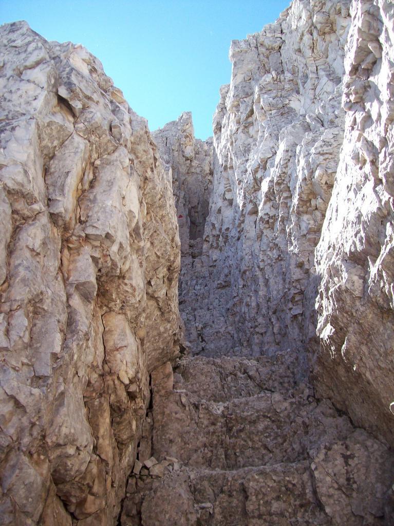 Scalinata della Torre Oberba