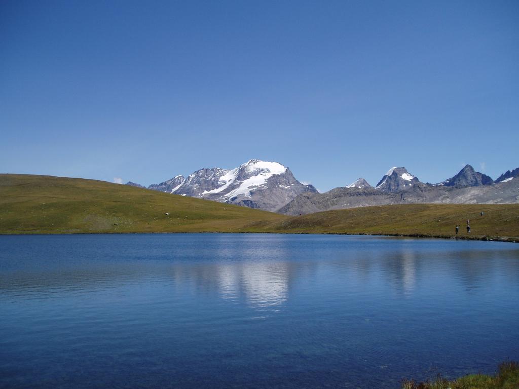 gran paradiso e lago rosset