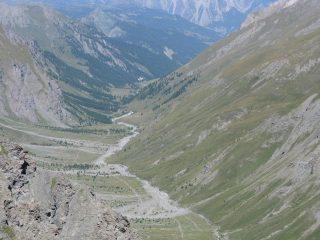 l'immensa Val di Thuras