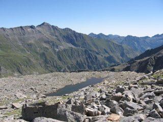 Panorama sul Monte Rosa dei Banchi