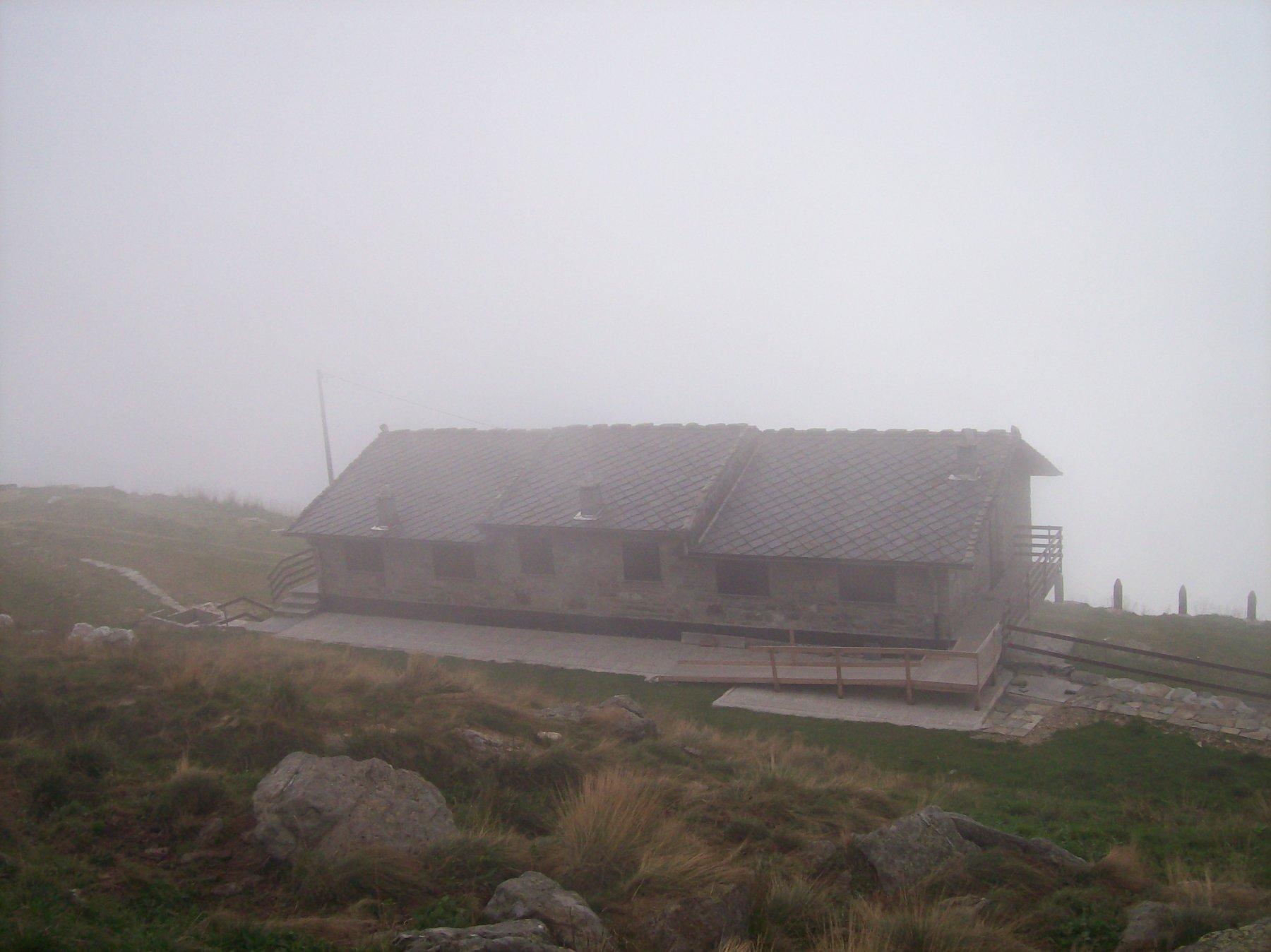 Rifugio Alpe Soglia 1670m
