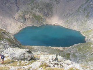 Lago della Malgina