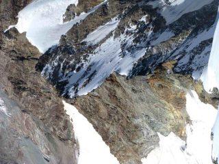 la cresta Tiefmatten