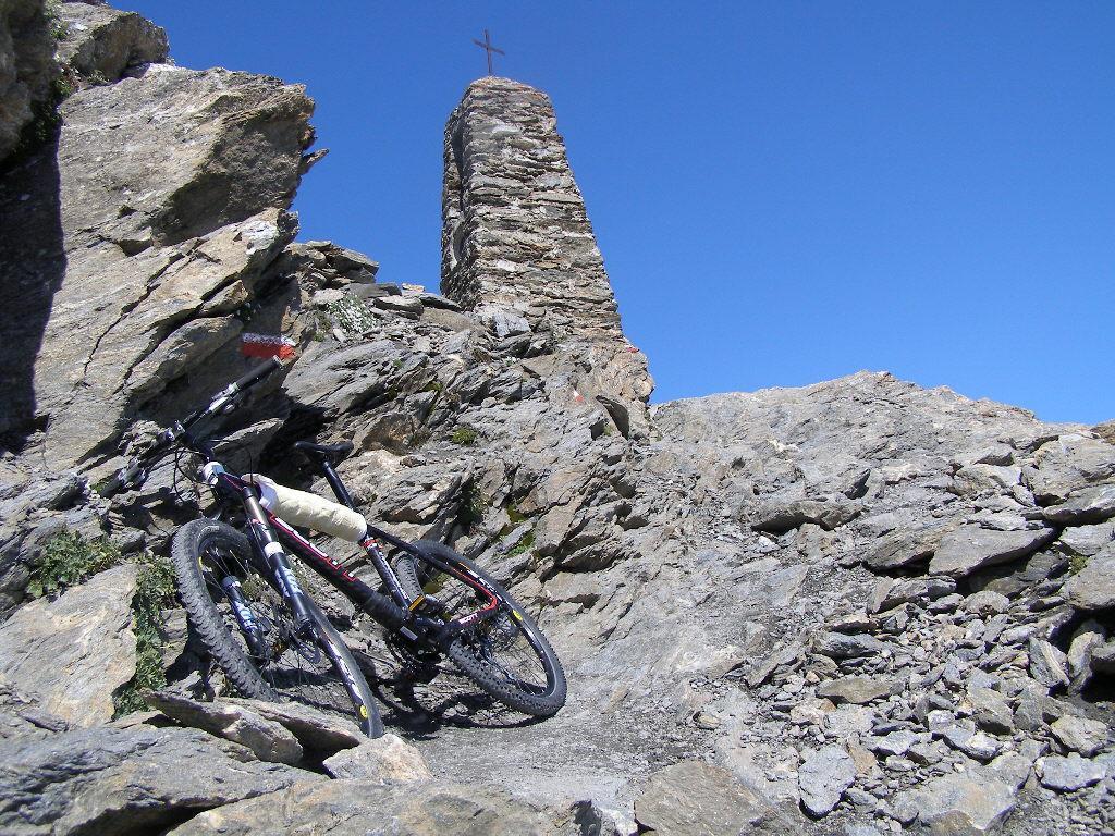 La Crocetta 3306 m.