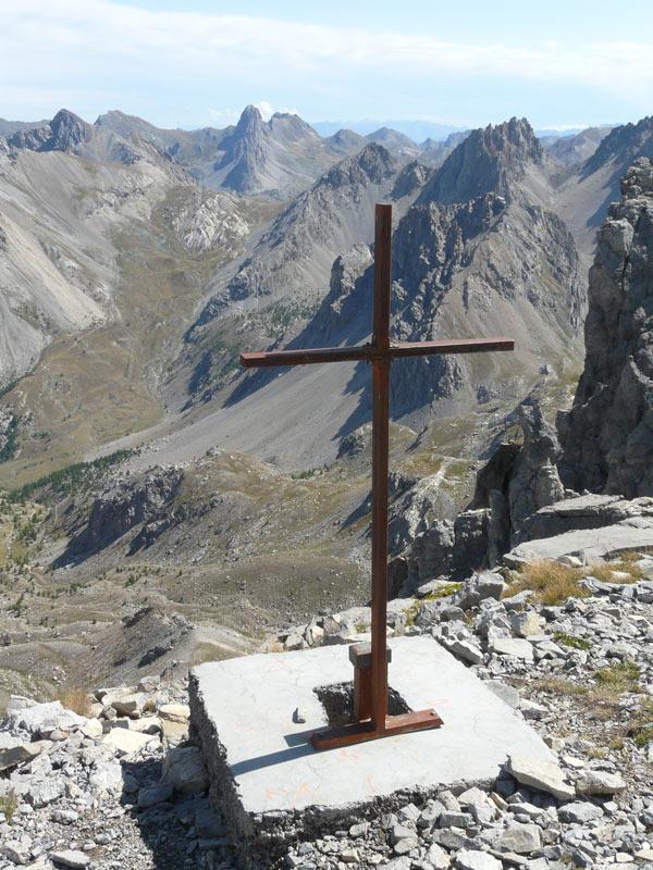 la croce presso la teleferica