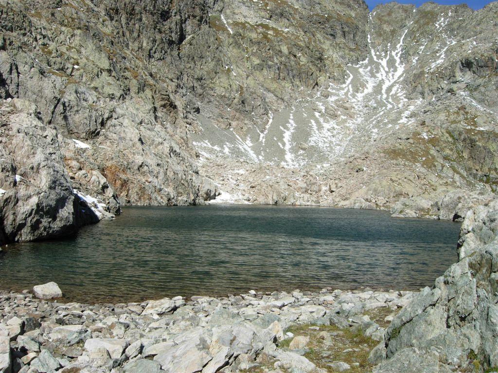 Lac de La Lusiere
